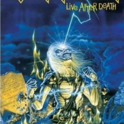 IRON MAIDEN: Live After Death (DVD)
