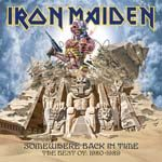 IRON MAIDEN: Best Of Album ´Somewhere Back In Time´