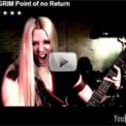 IZEGRIM: Videoclip zu ´Point Of No Return´