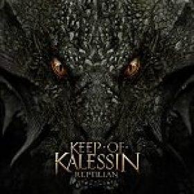 KEEP OF KALESSIN: ´Reptilian´ – Cover und Tracklist des neuen Albums