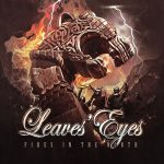 "LEAVES´ EYES: Lyric-Video zu ""Fires in the North"""