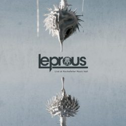 "LEPROUS: Livealbum ""Live At Rockefeller Music Hall"""