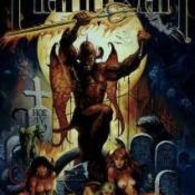 MANOWAR: Hell on Earth Part IV [DVD]