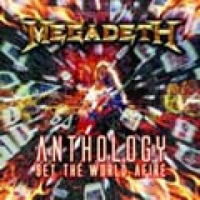 MEGADETH: ´Anthology – Set The World Aflame´  – Best-Of-ALbum