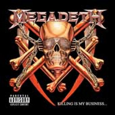 """MEGADETH : Wiederveröffentlichung von """"Killing Is My Business"""""""