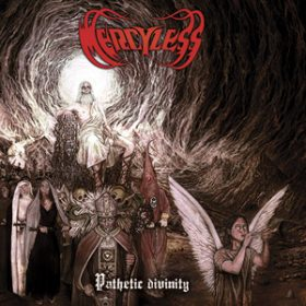"""MERCYLESS: neues Album """"Pathetic Divinity"""" im Stream"""