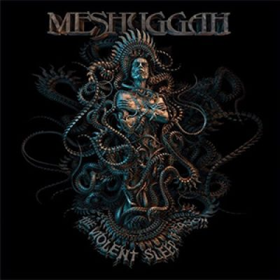 "MESHUGGAH: neues Album ""The Violent Sleep Of Reason"""