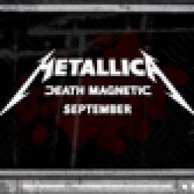 METALLICA: neues Album heißt ´Death Magnetic´