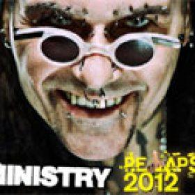MINISTRY: zwei Songs von ´Relapse´ als Stream & Videoclip