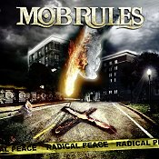 MOB RULES: ´Radical Peace´ – Cover-Artwork und Tracklist