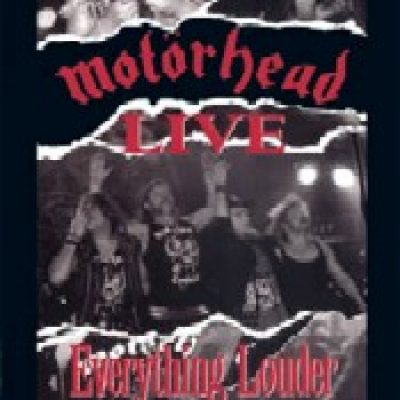 MOTÖRHEAD: Live: Everything Louder Than Everything Else (DVD)