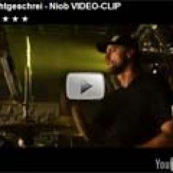 NACHTGESCHREI: Video zum Song ´Niob´