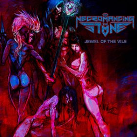 "NECROMANCING THE STONE: dritter Song von ""Jewel Of The Vile"""