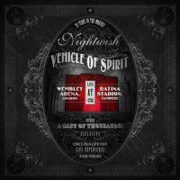 """NIGHTWISH: Tracklist Live-DVD """"Vehicle Of Spirit"""""""
