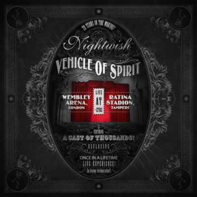 "NIGHTWISH: Live-DVD ""Vehicle Of Spirit"""