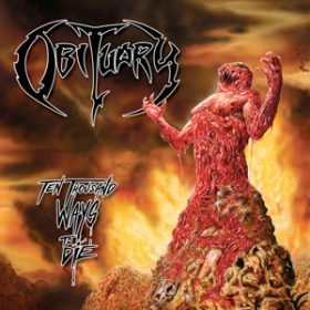 "OBITUARY: Song von """"Ten Thousand Ways To Die"" online"