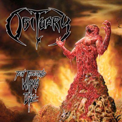 """OBITUARY: Song von """"""""Ten Thousand Ways To Die"""" online"""