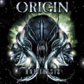 ORIGIN: neues Album ´Antithesis´