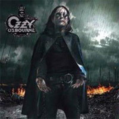 OZZY OSBOURNE: Albumcover steht