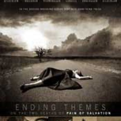 PAIN OF SALVATION: Ending Themes – On The Two Deaths Of Pain Of Salvation [DVD]