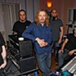 PARADISE LOST: Adrian Erlandsson ist der neue Drummer