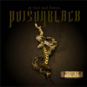POISONBLACK: Cover des neuen Albums ´ Of Rust And Bones´