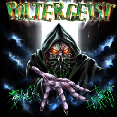 "POLTERGEIST: neues Album ""back To Haunt"""