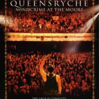 QUEENSRYCHE: Mindcrime At The Moore [DVD]
