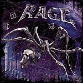 RAGE: ´Strings To A Web´ – Artwork und Tracklist