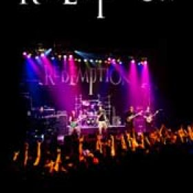 REDEMPTION: Frozen In The Moment – Live In Atlanta