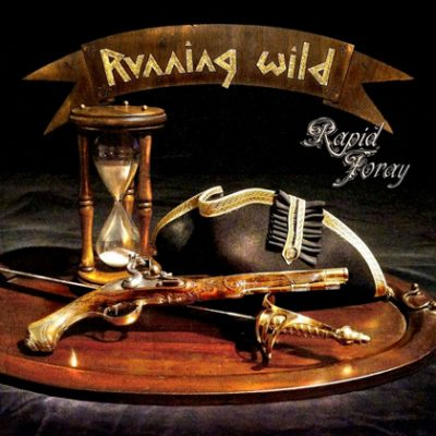 "RUNNING WILD: ""Rapid Foray"""