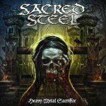 "SACRED STEEL: neues Album ""Heavy Metal Sacrifice"""