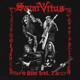 """SAINT VITUS: Livealbum """"Live Vol. 2"""""""