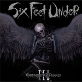 SIX FEET UNDER: Cover von ´Graveyard Classics III´