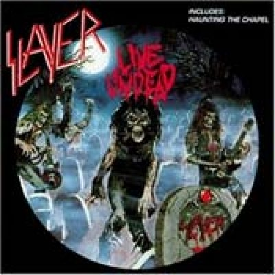 SLAYER: Live Undead [EP]
