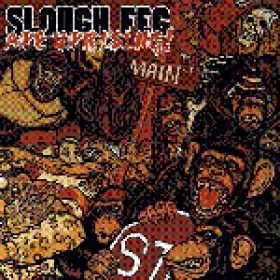 SLOUGH FEG: neues Album ´Ape Uprising´