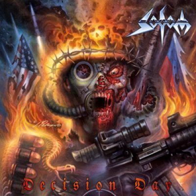 "SODOM: neues Album ""Decision Day"""
