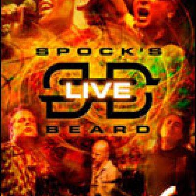 SPOCK`S BEARD: Live [DVD]