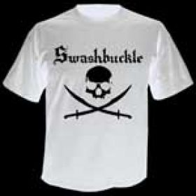 SWASHBUCKLE: vampster verlost T-Shirts, neues Album ´Back To The Noose´ online anhören
