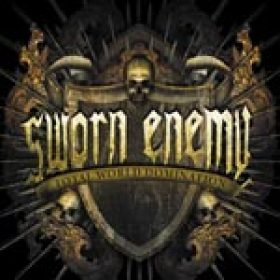 SWORN ENEMY: Song vom neuen Album ´Total World Domination´ online
