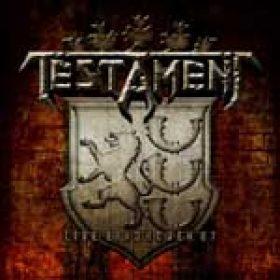 TESTAMENT: ´Live At Eindhoven´ als komplettes Livealbum