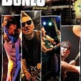THE BONES: ´Berlin Burnout´ – Cover und Tracklist der DVD