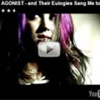 THE AGONIST: neues Video online
