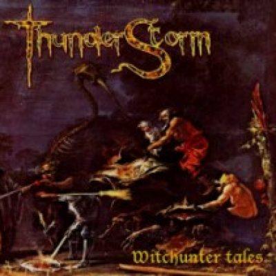THUNDERSTORM: Black Sabbath und das neue Cover