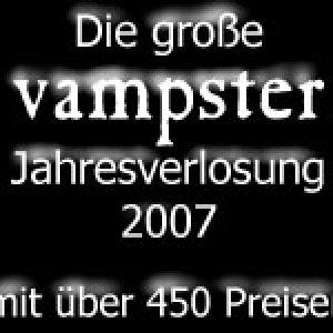 Große Jahresverlosung 2007 beendet