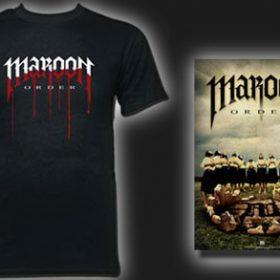 MAROON: vampster verlost Shirts und Poster