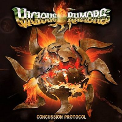 "VICIOUS RUMORS: zweiter Song von ""Concussion Protocol"""