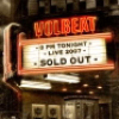 VOLBEAT: DVD ´Live: Sold Out´ im Februar