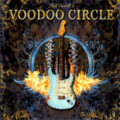 VOODOO CIRCLE: Vertrag bei AFM Records