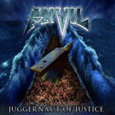 ANVIL: neues Album ´Juggernaut Of Justice´ am 17. Juni